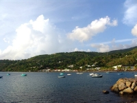 Baie de Bouillante