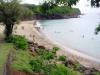 plage de Leroux près de Pointe Noire